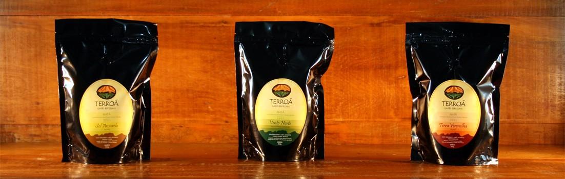 Terroa Cafes Especiais
