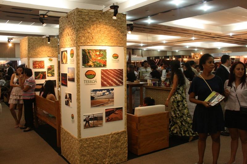 Terroa Cafes Especiais no Salon du Chocolat Bahia 2012 - 3