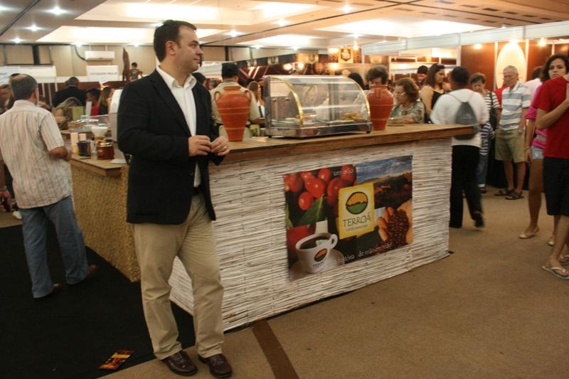 Terroa Cafes Especiais no Salon du Chocolat Bahia 2012 - 4