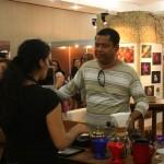 Terroa Cafes Especiais no Salon du Chocolat Bahia 2012 - 6