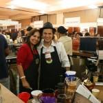 Terroa Cafes Especiais no Salon du Chocolat Bahia 2012 - 8