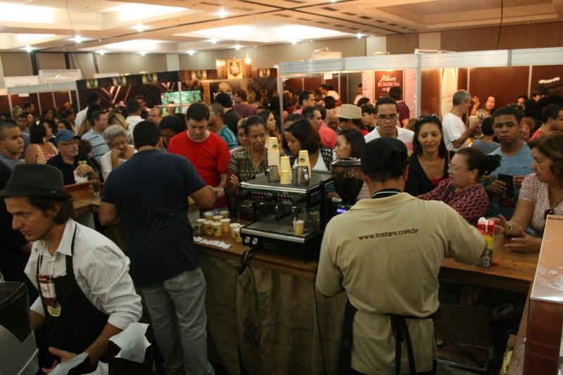 Terroa Cafes Especiais no Salon du Chocolat Bahia 2012 - 12