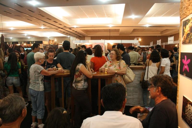 Terroa Cafes Especiais no Salon du Chocolat Bahia 2012 - 13