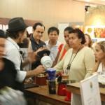 Terroa Cafes Especiais no Salon du Chocolat Bahia 2012 - 17
