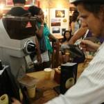 Terroa Cafes Especiais no Salon du Chocolat Bahia 2012 - 2